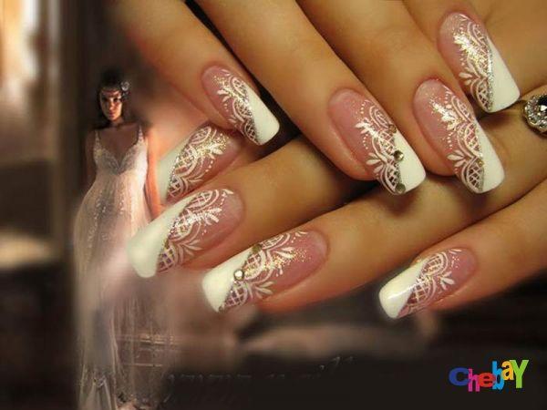 Дизайн ногтей для осенне-зимнего сезона 4