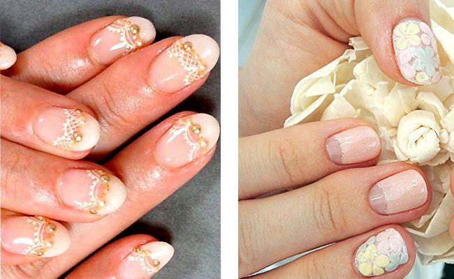 Дизайн ногтей шеллаком (фото)
