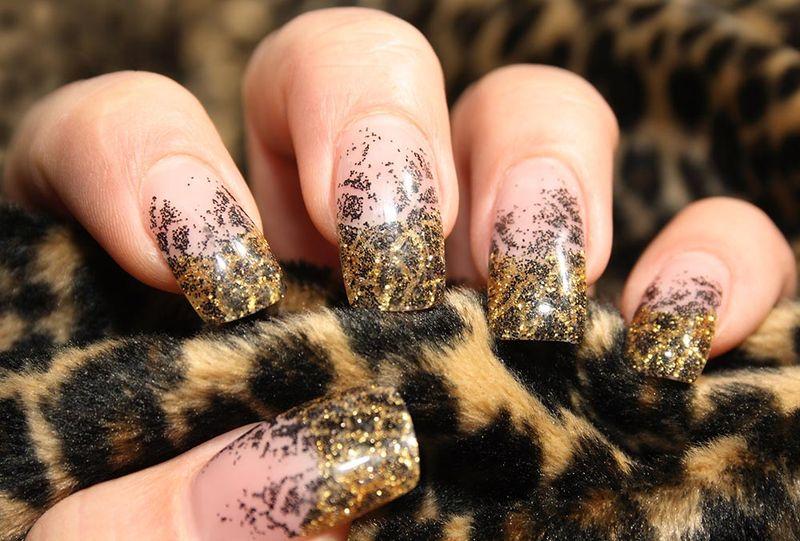 Особенности выполнения и выбора леопардового маникюра