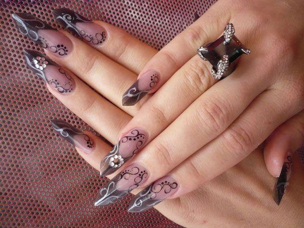 Дизайн ногтей для осенне-зимнего сезона 1