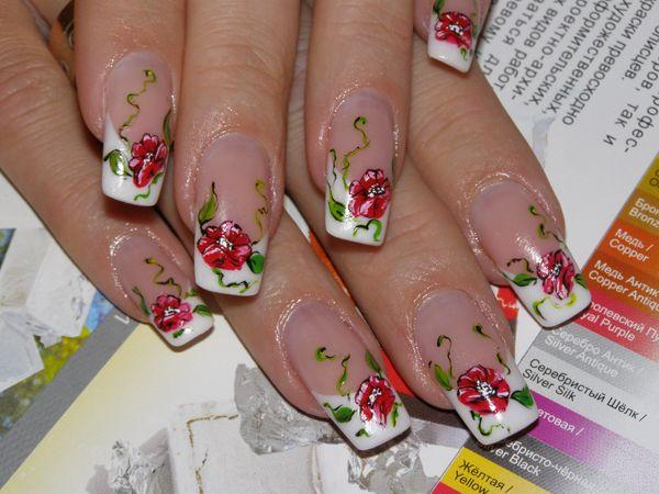 Дизайн ногтей для осенне-зимнего сезона 2