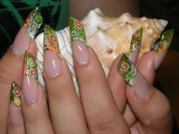 Дизайн ногтей для осенне-зимнего сезона 3