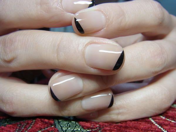Мы подскажем: Идеи маникюра на короткие ногти
