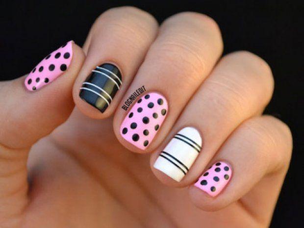Что делать с  короткими ногтями летом ?