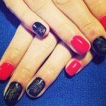 Маникюр на короткие ногти фото дизайн 2015