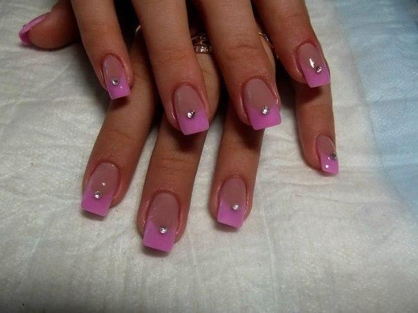 Фото ногтей покрытых гель-лаком: способ нанесения и модные тенденции