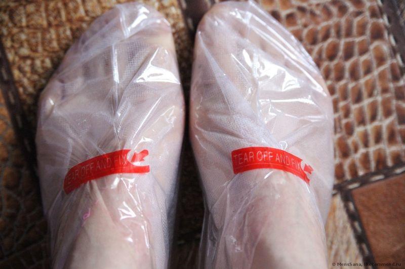 Китайские носочки для педикюра