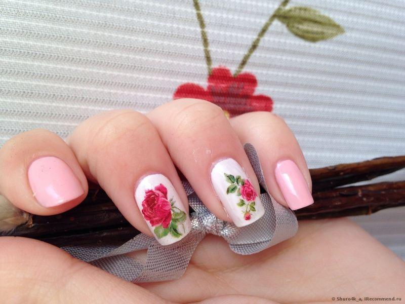 Слайдер дизайн для ногтей