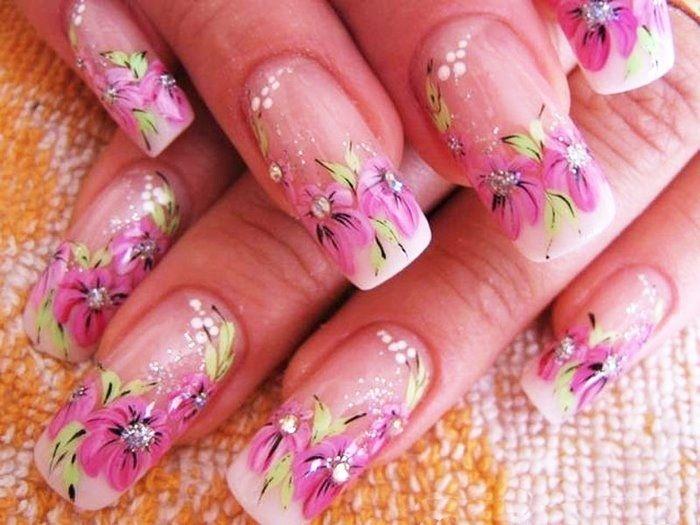 Нежно-розовый маникюр: модно, романтично, женственно