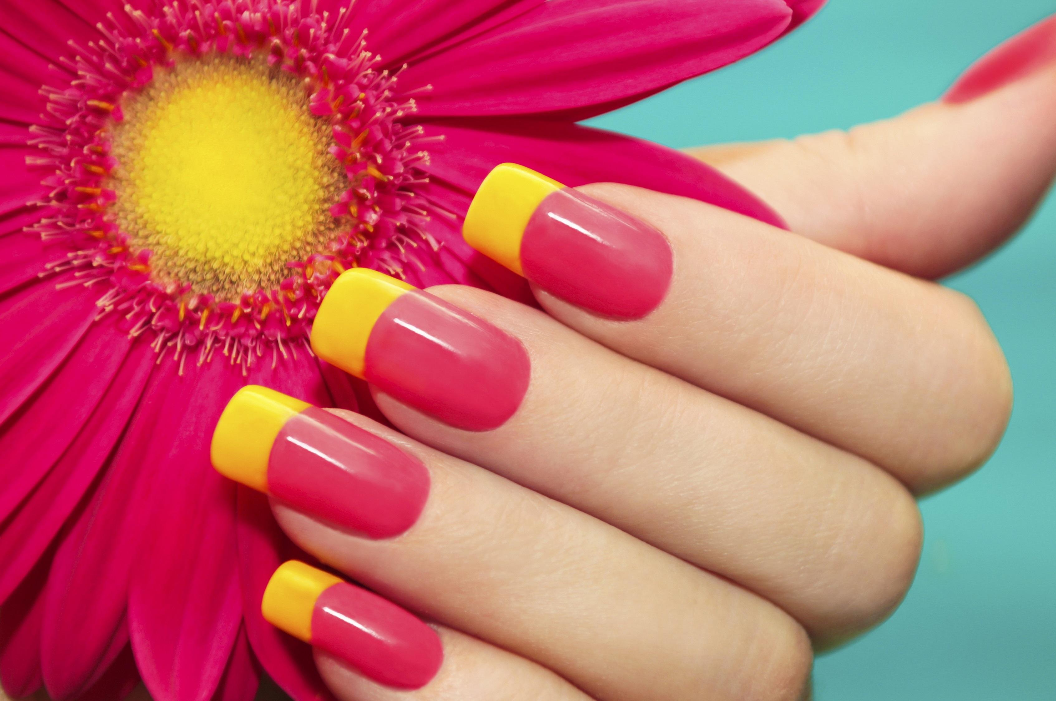 Нарощенные ногти: особенности ухода, новинки дизайна 2017