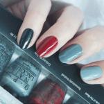 Вариант оформления ногтей 45