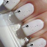 Вариант оформления дизайна ногтей 7