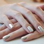 Вариант оформления дизайна ногтей 10