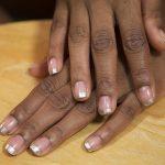 Вариант оформления дизайна ногтей 20