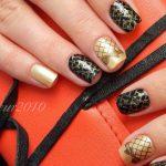 Идея дизайна ногтей