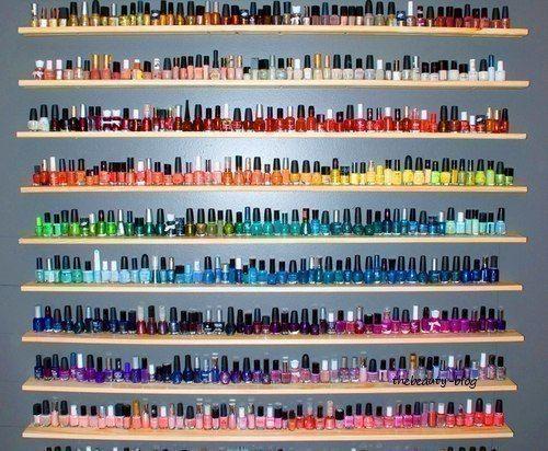 Как выбрать лак для ногтей самой, чего не должно быть в составе?