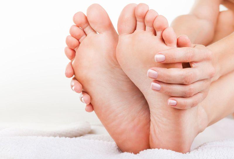 Чудо-носочки для педикюра