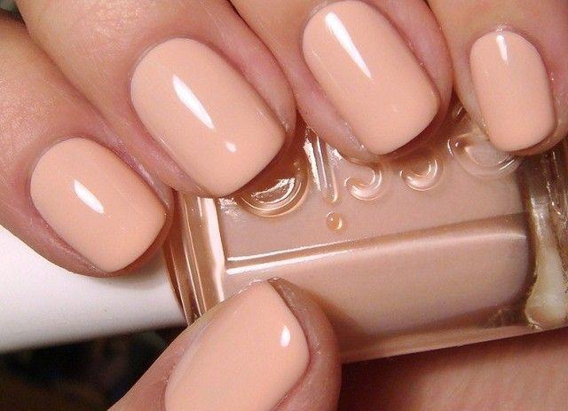 Маникюр в стиле Nude: дизайн ногтей телесной цветовой гаммы