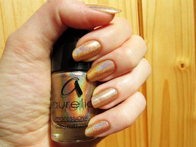 Лаки для ногтей Aurelia (Аурелия)