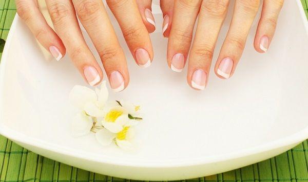 Укрепляющие ванночки для ногтей