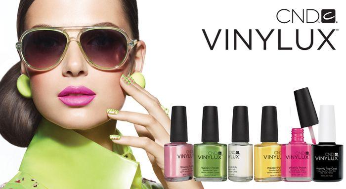 Лак для ногтей Винилюкс (CND Vinylux), суперстойкoе покрытия