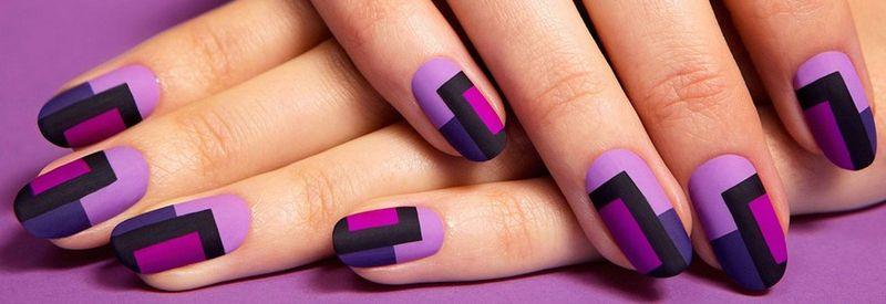 Стэмпинг или картинная галерея на ваших ногтях
