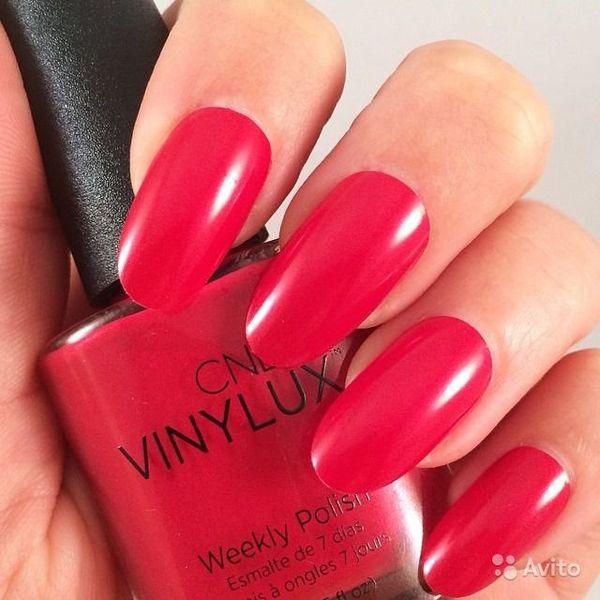 Лак для ногтей Винилюкс (CND Vinylux)