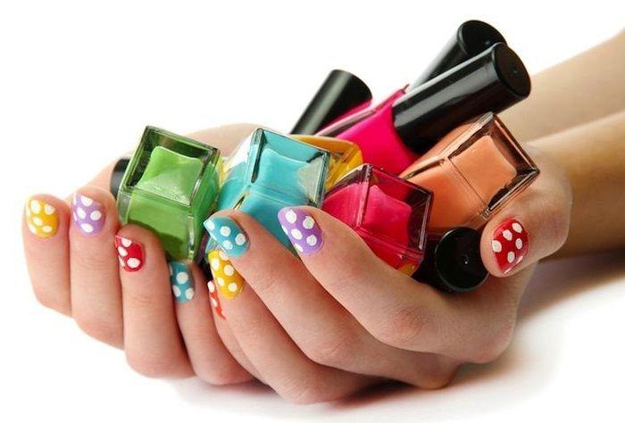 Как выбрать лак для ногтей самой
