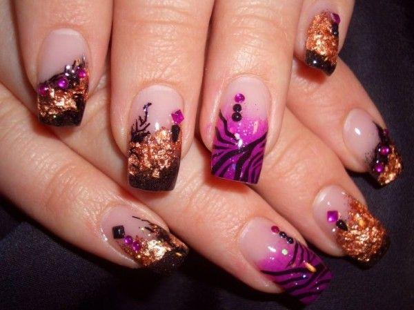 Как развивался nail art (нейл-арт) фото дизайна ногтей