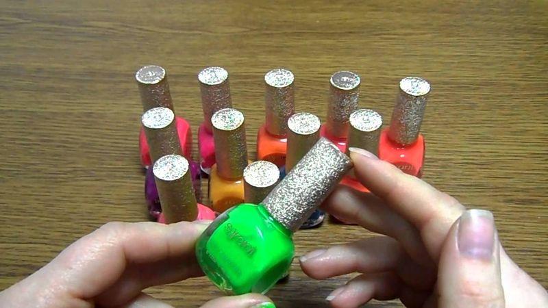 Светящийся лак для ногтей, какой выбрать ?