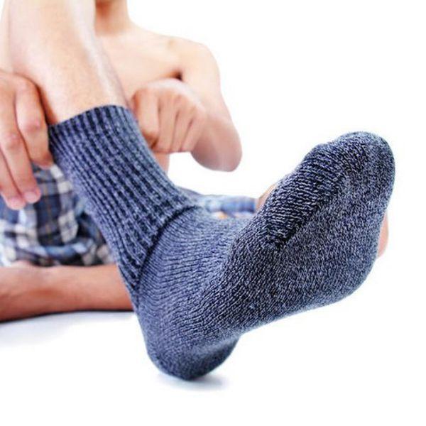 Носки от потливости ног, отзывы, где купить