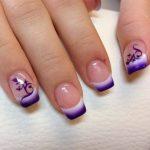 Идея летнего дизайн ногтей 16
