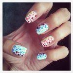 Морской дизайн ногтей 7
