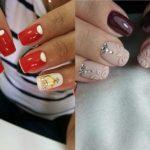 Современный дизайн ногтей для осени 2017