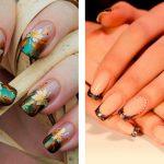 Оформление ногтей