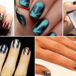 Идеи дизайна ногтей для осени 2017