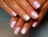 Дизайн прямоугольных ногтей