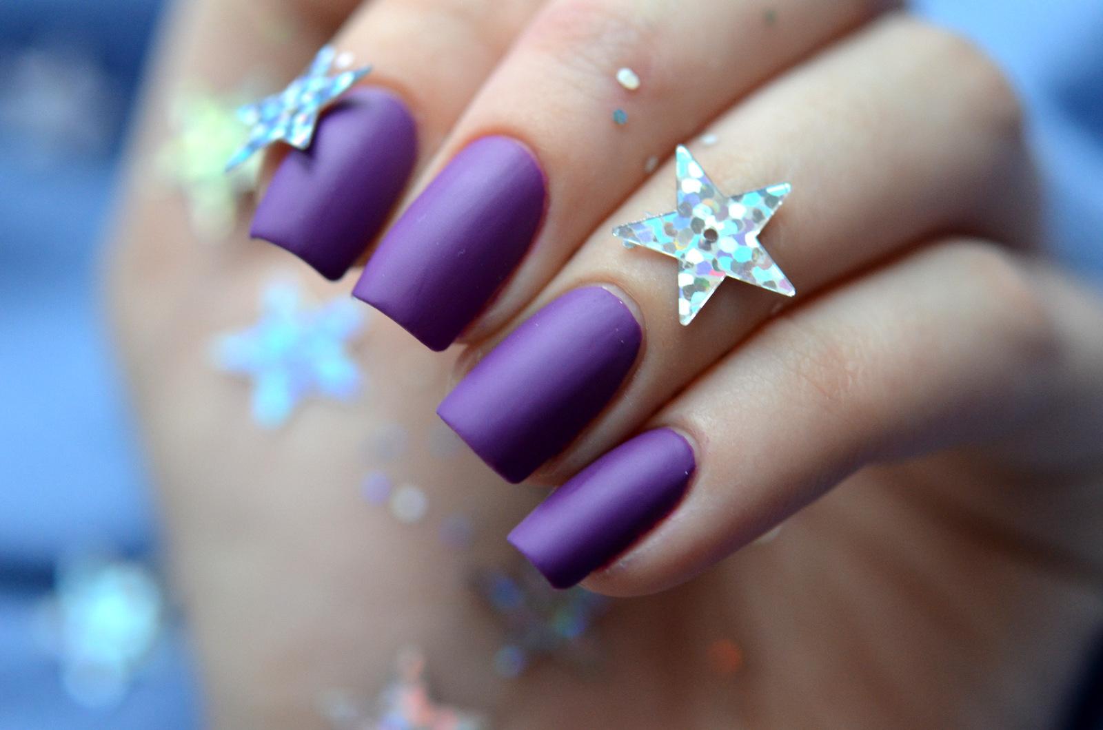 Правила нанесения матового лака для ногтей