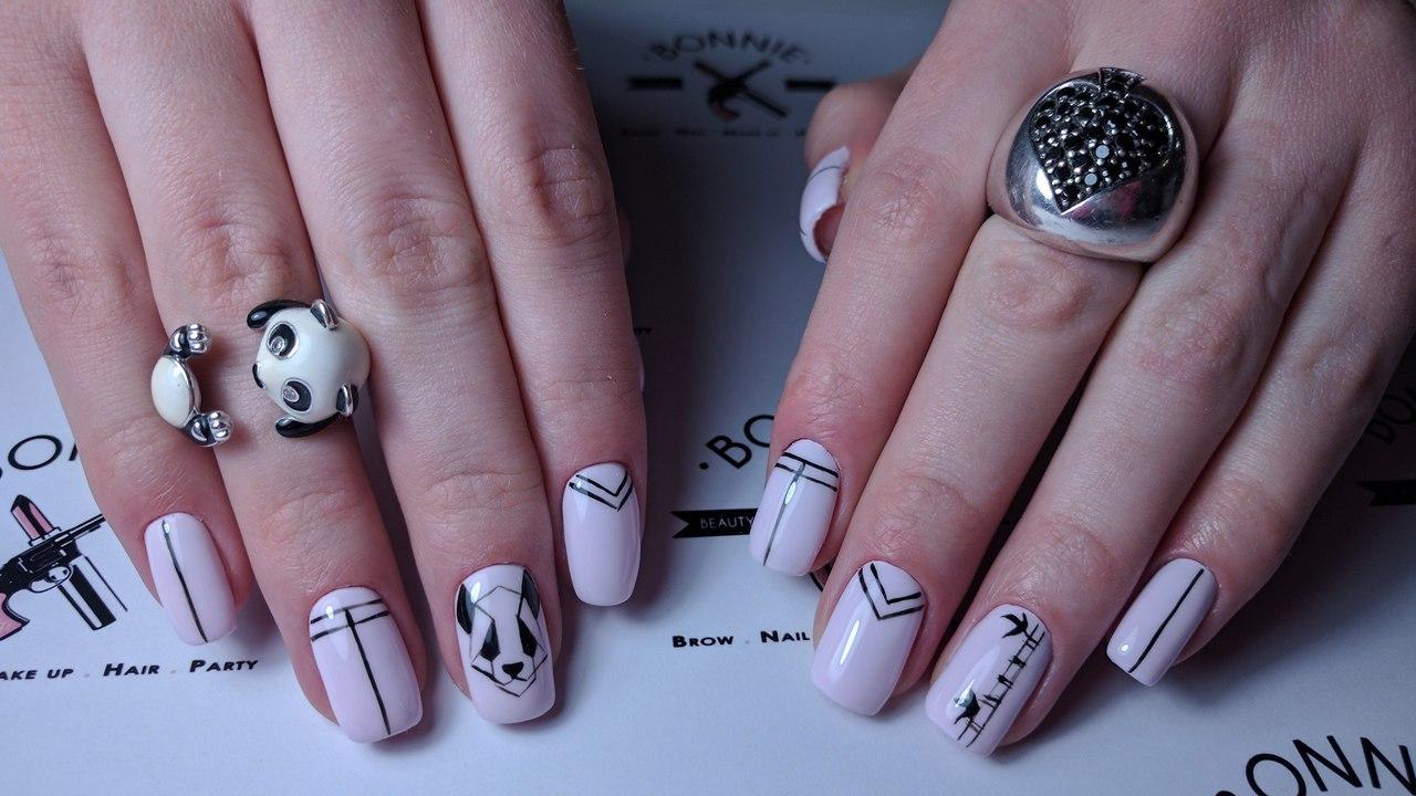 Дизайн ногтей: маникюр и новые идеи покрытия