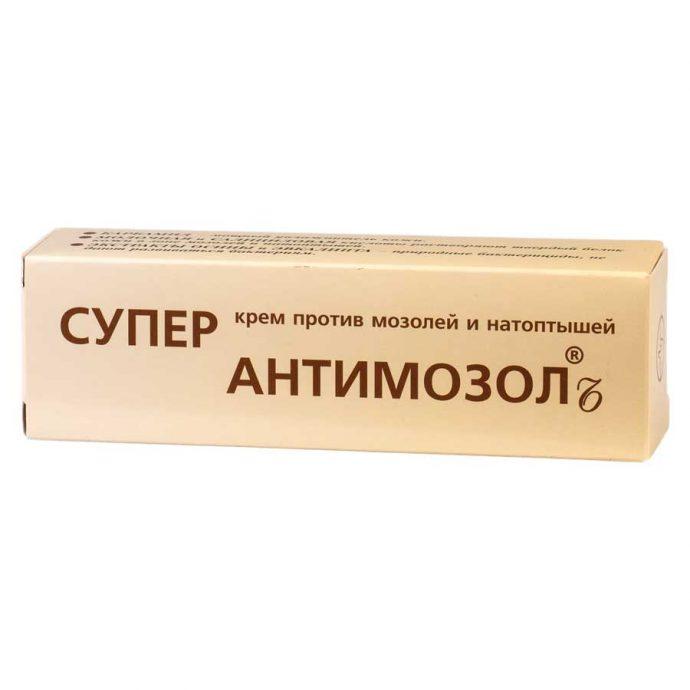 Крем Супер-Антимозолин