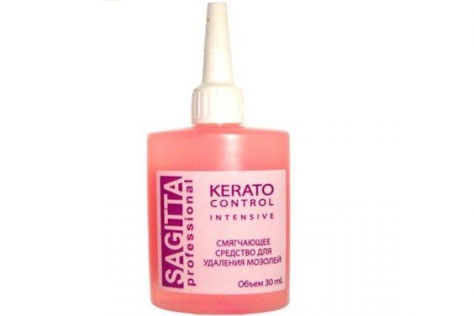 Жидкое лезвие для педикюра Kerato Control Sagitta