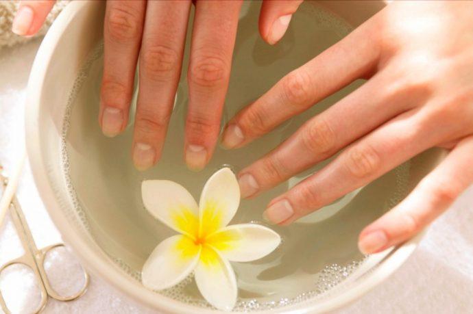 Ванночка для рук и ногтей