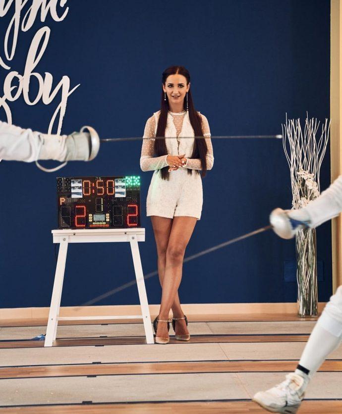 Ольга в проекте Замуж за Бузову