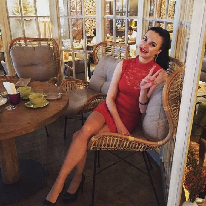 Участница первого сезона шоу Пацанки Яна Лукьянова