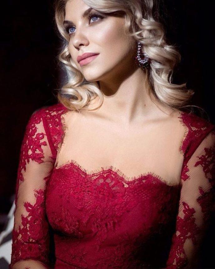 Участница первого сезона шоу Пацанки Кристина Белокопытова
