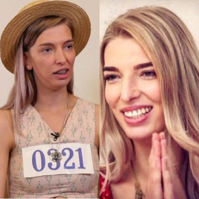 Участница первого сезона шоу Пацанки Валерия Цветкова до и после