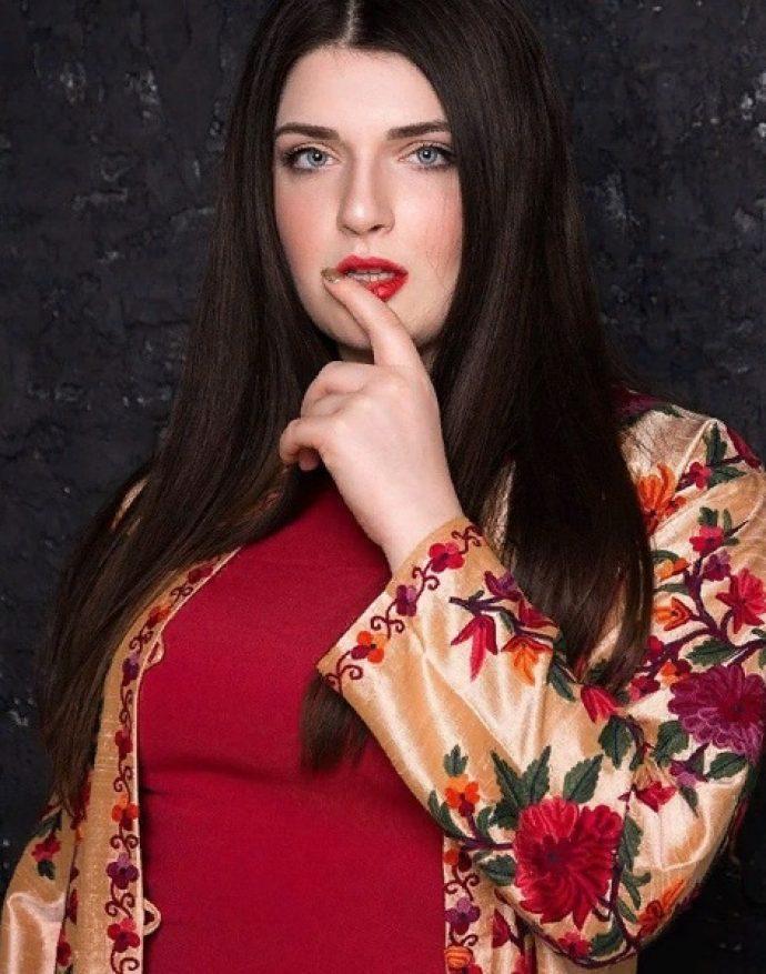 Участница первого сезона шоу Пацанки Олеся Петровицкая