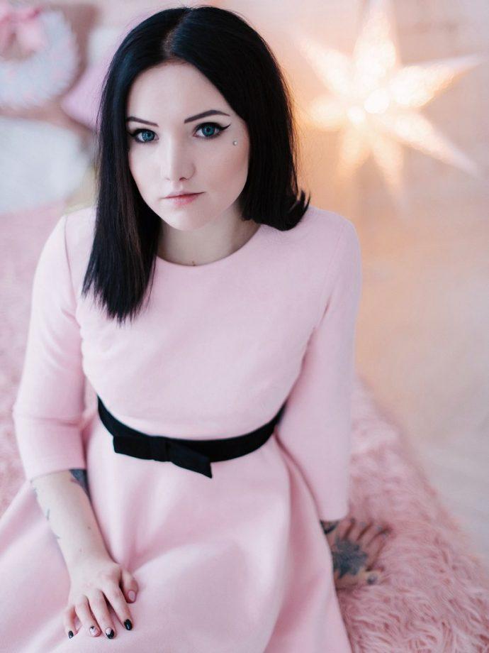 Участница первого сезона шоу Пацанки София Кибенкова