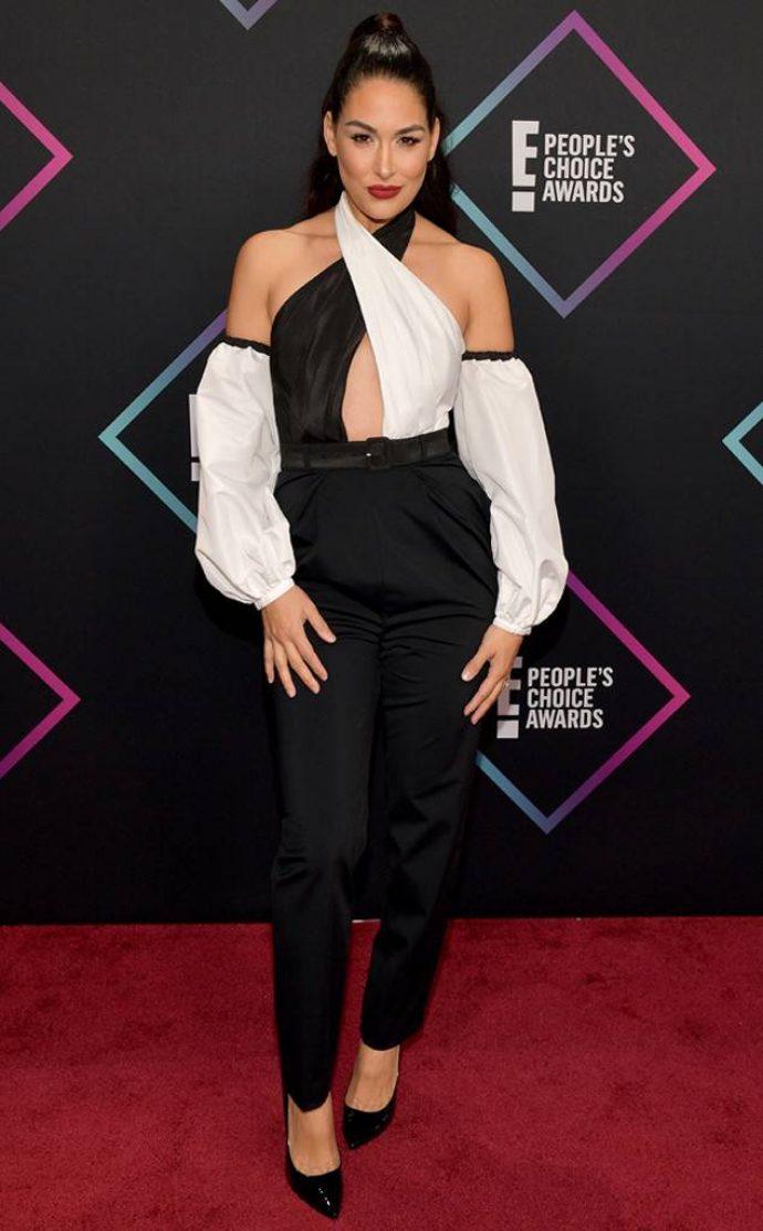 Бри Белла на церемении People's Choice Awards 2018