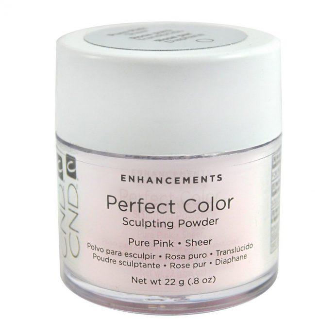 Акриловая пудра CND Perfect Color
